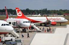 Khoảng 1.400 nhân viên hãng hàng không Air Berlin sẽ mất việc làm