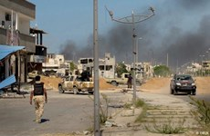 Libya phát hiện thi thể của 21 tín đồ Thiên Chúa giáo bị IS sát hại