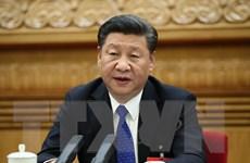 Ông Tập Cận Bình kêu gọi tăng cường thực thi, giám sát Hiến pháp