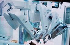 Thêm một bệnh viện ở Việt Nam sử dụng robot trong phẫu thuật ung thư