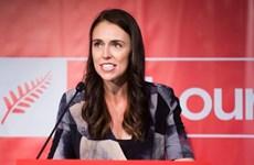 Tân Thủ tướng New Zealand Jacinda Ardern tuyên thệ nhậm chức
