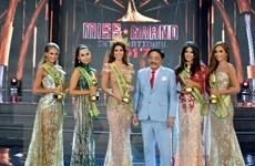 Người đẹp Peru đăng quang Hoa hậu Hòa bình, Huyền My trượt Top 5