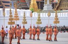 Lễ hóa thân Nhà Vua Thái Lan Bhumibol Adulyadej diễn ra trang trọng