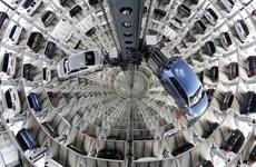 Lợi nhuận ròng của Volkswagen giảm mạnh do vụ gian lận khí thải