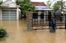 Trung và Nam Bộ có mưa dông, lũ khẩn cấp ở Phú Yên và Khánh Hòa
