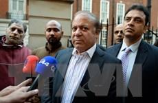 Cựu Thủ tướng Pakistan Nawaz Sharif hầu tòa vì cáo buộc tham nhũng