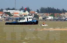 Đưa 5 ngư dân tàu cá Kiên Giang bị chìm trên biển về đất liền an toàn