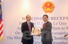 Xung lực mới cho quan hệ thương mại-đầu tư Việt Nam và Malaysia