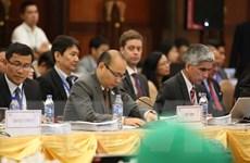 Khai mạc Hội nghị tổng kết quan chức cao cấp APEC tại Đà Nẵng