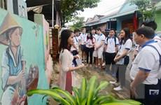 Hành trình trải nghiệm cùng thanh niên APEC tại tỉnh Quảng Nam