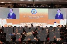 Chủ tịch nước dự Hội nghị Thượng đỉnh doanh nghiệp APEC 2017