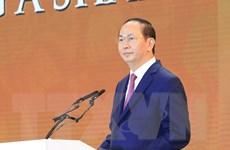 Bài phát biểu khai mạc Hội nghị thượng đỉnh doanh nghiệp APEC