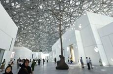 """Bảo tàng Louvre Abu Dhabi - """"kỳ quan ánh sáng"""" ở Trung Đông"""