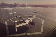 """Hãng Uber """"bắt tay"""" với NASA để phát triển dịch vụ taxi bay"""
