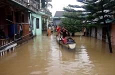 Hoa Kỳ viện trợ 1 triệu USD giúp Việt Nam khắc phục hậu quả bão số 12