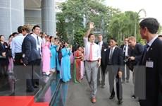 Thủ tướng Canada rời TP.HCM đi Đà Nẵng dự các hoạt động APEC