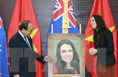 Thủ tướng Chính phủ Nguyễn Xuân Phúc tiếp Thủ tướng New Zealand