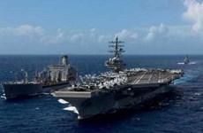 Nhật Bản chuẩn bị tập trận chung với Mỹ gần Bán đảo Triều Tiên
