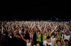 Sôi động Lễ hội âm nhạc Gió mùa tại Hoàng thành Thăng Long