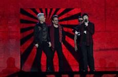 Trao giải MTV châu Âu 2017: Ban nhạc U2 là Biểu tượng toàn cầu