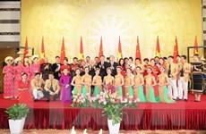 [Photo] Chiêu đãi chào mừng Tổng Bí thư, Chủ tịch Trung Quốc