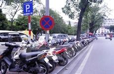 Hà Nội điều chỉnh phí sử dụng lòng đường, hè phố và giá trông xe