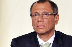 Phó Tổng thống Ecuador Jorge Glas bị truy tố về tội tham nhũng