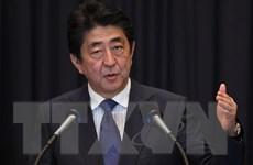 Thủ tướng Nhật Bản Shinzo Abe cam kết củng cố liên minh Nhật-Mỹ