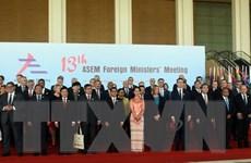 Các Bộ trưởng Ngoại giao ASEM nhất trí tăng cường quan hệ đối tác