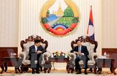 Thủ tướng Lào đánh giá cao sự hỗ trợ của Đài Tiếng nói Việt Nam