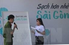 Khởi động chương trình làm sạch môi trường tại Thành phố Hồ Chí Minh