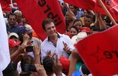 Bầu cử tổng thống Honduras: Ứng cử viên cánh tả tạm dẫn đầu