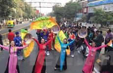 Đem nghệ thuật Việt Nam đến với công chúng Ấn Độ và bạn bè quốc tế