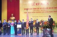 Hà Nội: Kỷ niệm 100 năm thành lập Thư viện Quốc gia Việt Nam