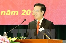 Hội nghị toàn quốc học tập, quán triệt Nghị quyết Trung ương 6