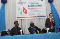 Việt Nam tăng cường quảng bá, xúc tiến thương mại tại Nigeria