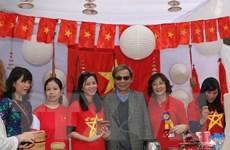 Việt Nam tham dự hội chợ từ thiện quốc tế tại thủ đô của Ấn Độ