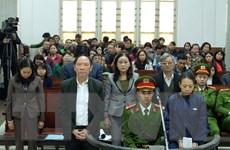 Trả hồ sơ vụ xét xử nguyên Phó giám đốc Sở Nông nghiệp Hà Nội