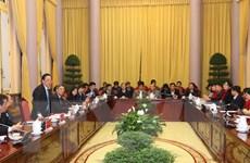 Văn phòng Chủ tịch nước tổ chức họp báo về công bố sáu luật
