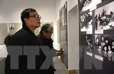 Triển lãm về trận Điện Biên Phủ trên không và căn hầm chỉ huy T1