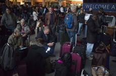 Mỹ: Sân bay nhộn nhịp nhất thế giới bị tê liệt do mất điện
