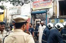 Hỏa hoạn tại một cửa hiệu ở Ấn Độ, ít nhất 12 người thiệt mạng