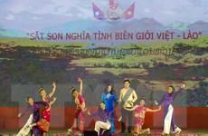 Nhạc sỹ Lào miệt mài sáng tác ca khúc về Bác Hồ và quan hệ Lào-Việt
