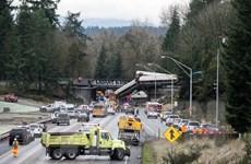Trên 100 người thương vong trong vụ tai nạn đường sắt ở Mỹ