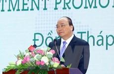 Thủ tướng: Đồng Tháp là 'ngôi sao sáng' về môi trường kinh doanh