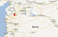 Bộ Quốc phòng Nga phủ nhận không kích ở tỉnh Idlib của Syria