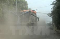 Xử lý vụ dân lập rào chắn, ngăn xe chở đất gây ô nhiễm ở Quảng Ninh