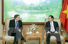 Tập đoàn Exxon Mobil quan tâm đến việc hợp tác, đầu tư tại Việt Nam