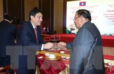 Tổng Bí thư, Chủ tịch nước Lào Bounnhang Vorachith thăm tỉnh Nghệ An