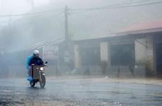 Điện Biên: Băng giá, sương muối xuất hiện ở huyện vùng cao Tủa Chùa
